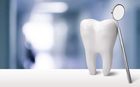 Zahn- und Zahnarztspiegel