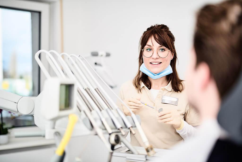 Zahnarztzentrum Medentes - Prophylaxe